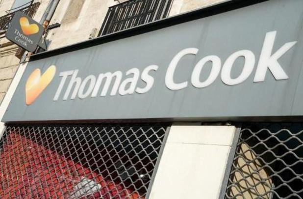 """""""La moitié des agences Thomas Cook sont fermées"""""""