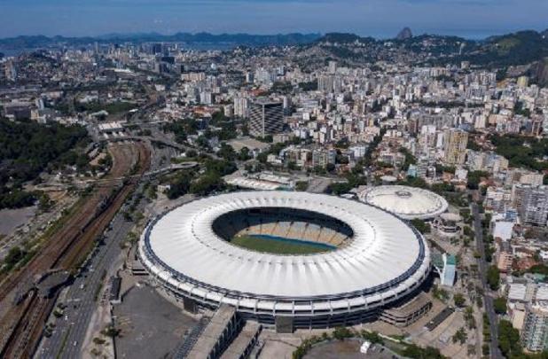 "Le stade Maracana ne deviendra pas le stade du ""Roi Pelé"""