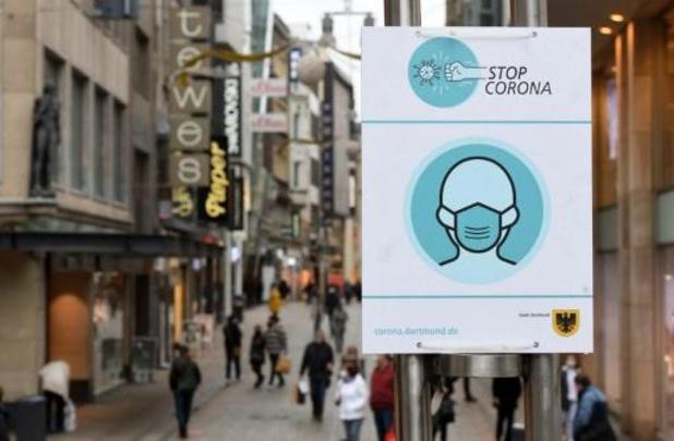 Coronavirus - Duitsland verlengt lockdown-light tot 10 januari