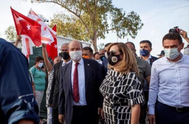 """Chypre-Nord: le candidat pro-Erdogan et le """"président"""" sortant au second tour"""