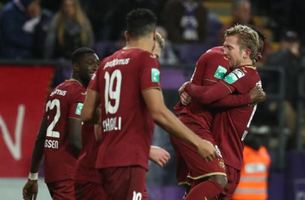 Jupiler Pro League - Anderlecht domine Genk (2-0) et revient à cinq points du top 6