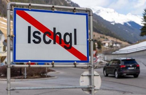 Oostenrijk pakte corona-uitbraak in skioord Ischgl fout aan