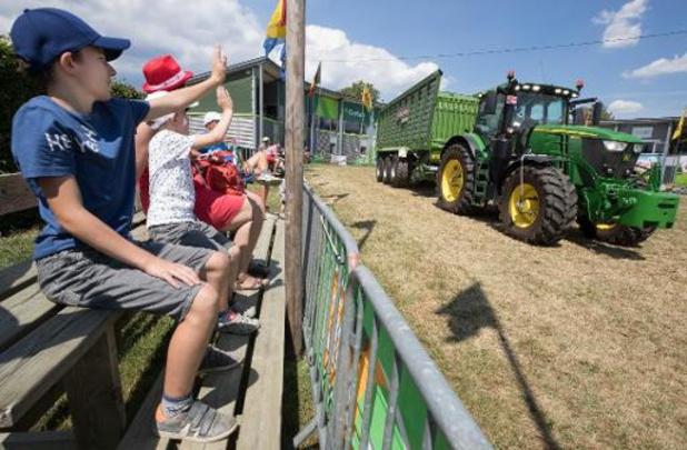 La Foire agricole de Libramont ne sera pas organisée cette année