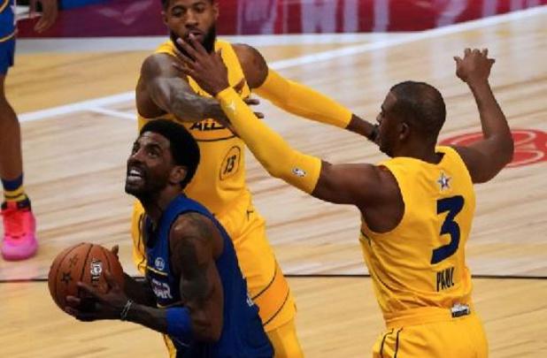NBA : Brooklyn prend la tête à l'Est, les Lakers battus par Milwaukee
