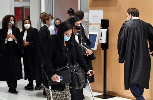 France: le procès des attentats de janvier 2015 s'est ouvert à Paris