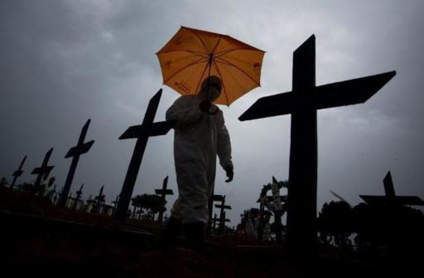 Coronavirus - Le Brésil franchit le seuil des 250.000 morts du covid-19