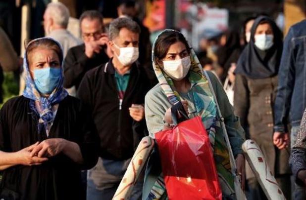 L'Iran a franchi le seuil des 5.000 cas positifs au coronavirus