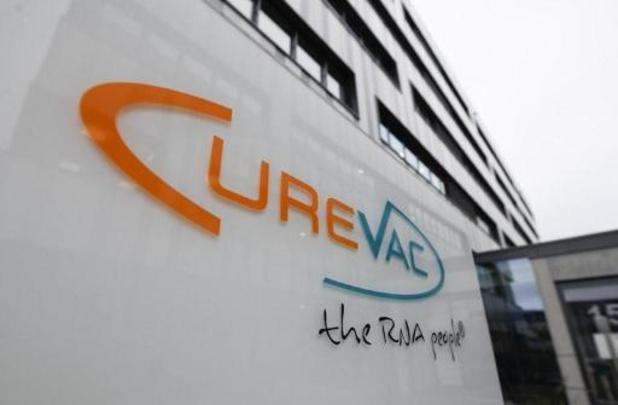 CureVac werkt samen met Groot-Brittannië aan ontwikkeling vaccin tegen coronavarianten