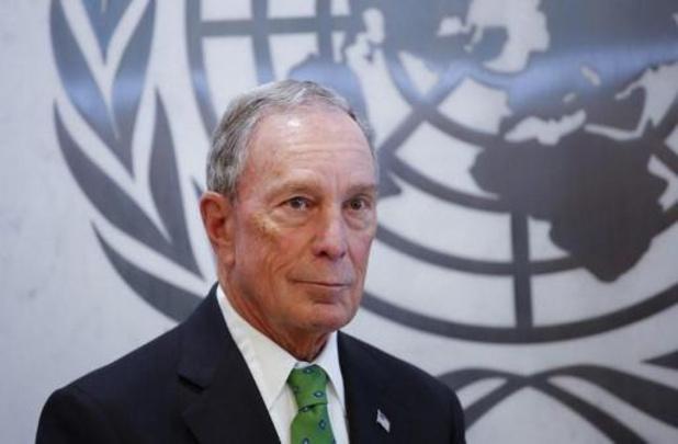 Michael Bloomberg renonce à son mandat d'envoyé spécial de l'ONU pour le climat