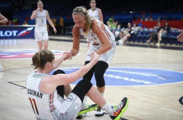 WNBA - Emma Meesseman et Julie Allemand encore battues