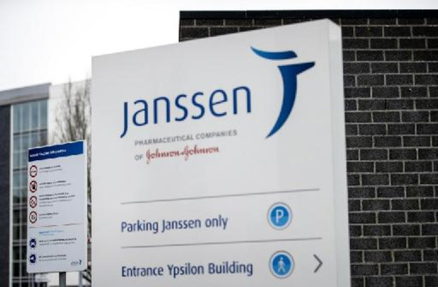J&J affirme qu'une deuxième dose de son vaccin renforce l'efficacité jusqu'à 94%