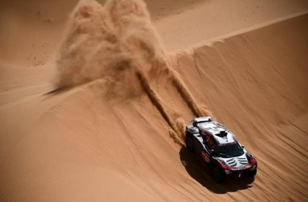 Déception pour Lurquin, Erwin et Olivier Imschoot heureux de finir leur premier Dakar