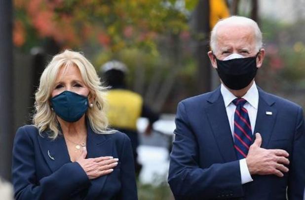 Overwinning van Joe Biden is ook bevestigd in Pennsylvania en Nevada