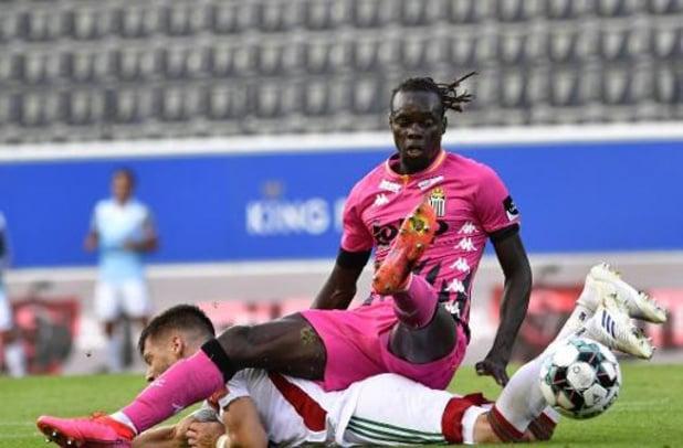 Deux matches de suspension pour Mamadou Fall