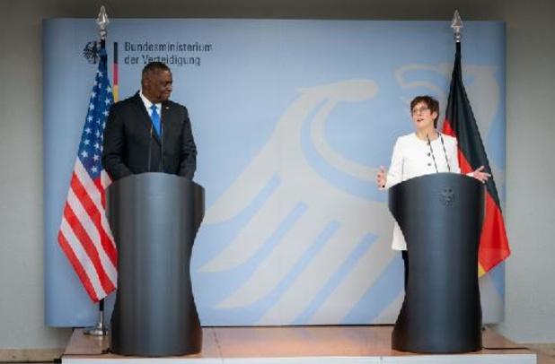 VS sturen 500 extra soldaten naar Duitsland