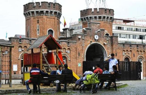 Le centre d'accueil Petit-Château n'accepte plus de demandeurs d'asiles