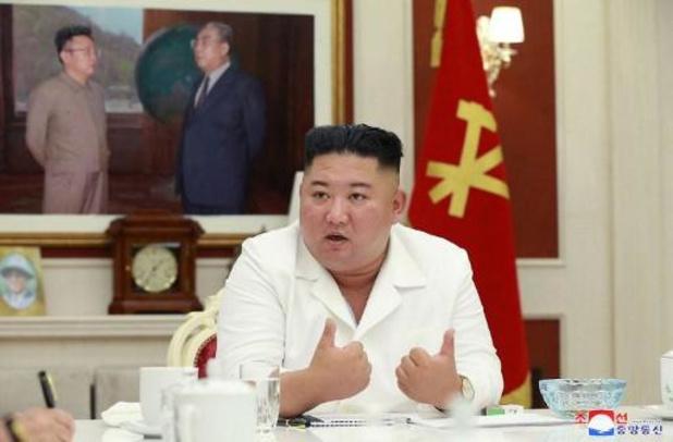 La Corée du Nord envoie de l'aide humanitaire dans la ville confinée de Kaesong