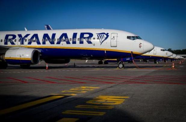 Italie: Ryanair menacé de suspension de vol pour non-respect des règles anti-Covid