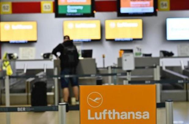 Lufthansa veut offrir des tests corona à ses passagers