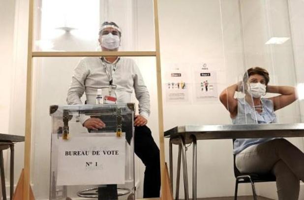 France: début du vote pour le second tour des élections municipales