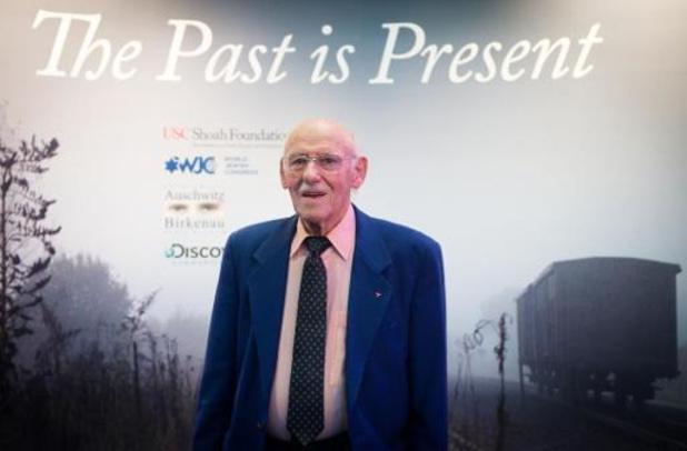 Paul Sobol, een van laatste Auschwitz-overlevenden, op 94-jarige leeftijd overleden