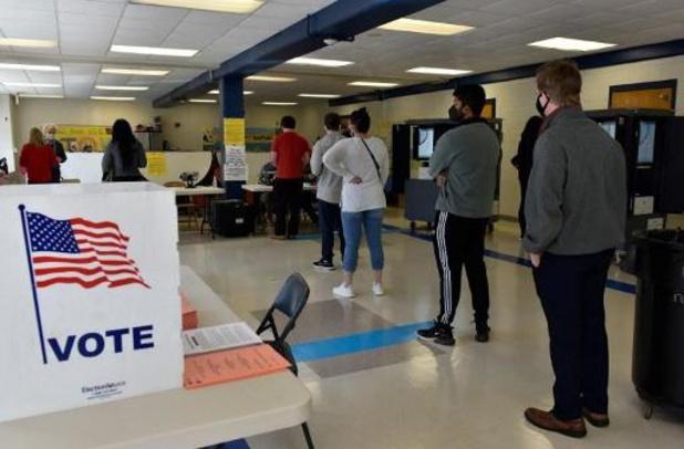 Congresverkiezingen VS - Verkiezingen in Georgia verlopen rustig