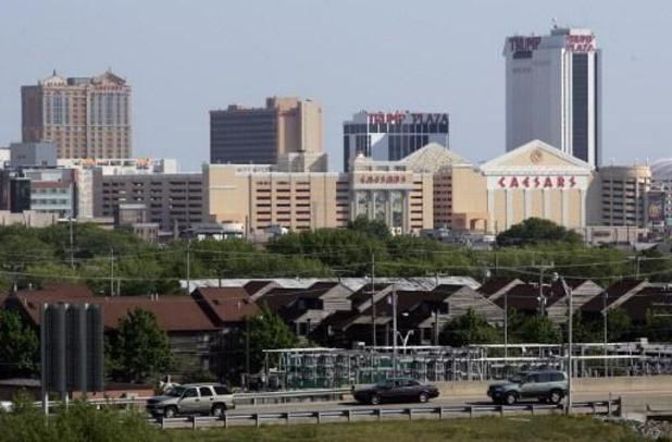 Laatste casino van Trump in Atlantic City tot ontploffing gebracht