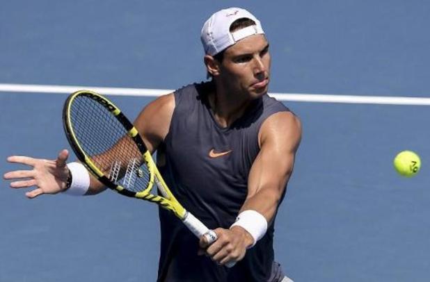 Le sommet du tennis mondial inchangé avant l'Open d'Australie, Goffin reste 11e