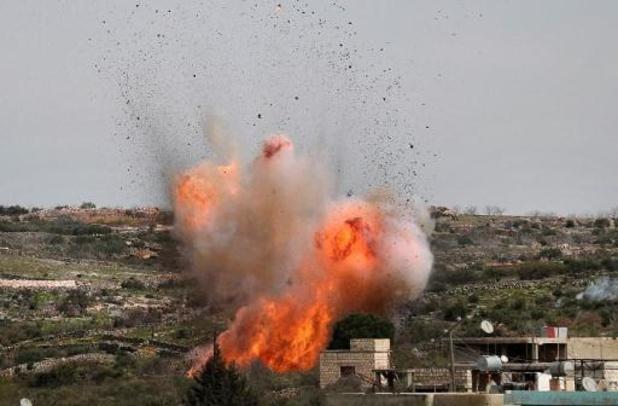 Minstens acht doden bij ontploffing in Syrische stad onder Turkse controle