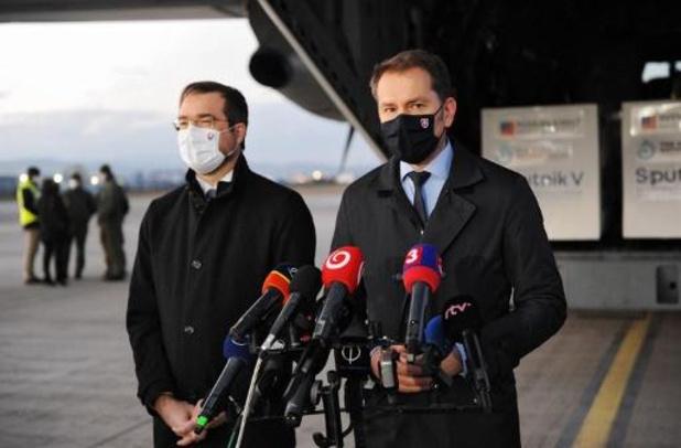 Slovaakse gezondheidsminister kondigt ontslag aan