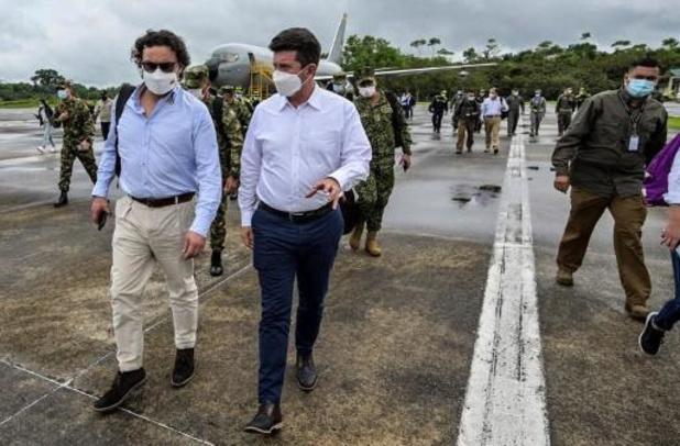Een van de leiders Colombiaanse guerrillabeweging ELN komt om bij bombardement regering