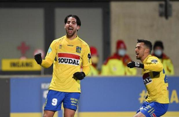 1B Pro League - Westerlo émerge contre Seraing et lui ravit la 2e place, l'Union s'échappe