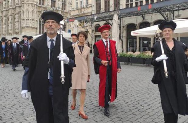 Rechtenfaculteit KU Leuven op 10 in wereldranglijst, Belgische universiteiten scoren goed