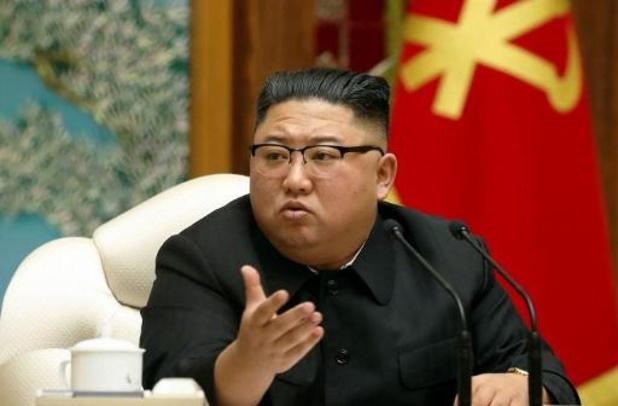 Kim Jong-un voor het eerst in bijna een maand nog eens in het openbaar verschenen