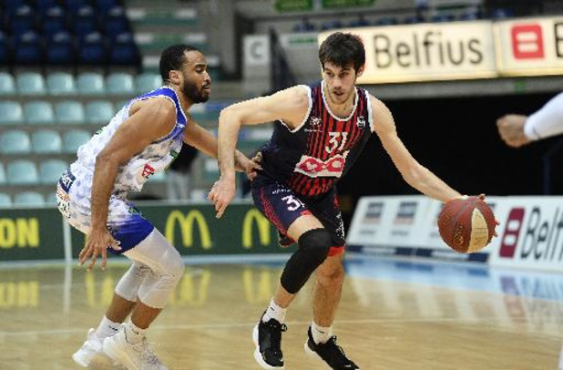 Euromillions Basket League - Lovre Basic prolonge l'aventure à Liège pour deux saisons