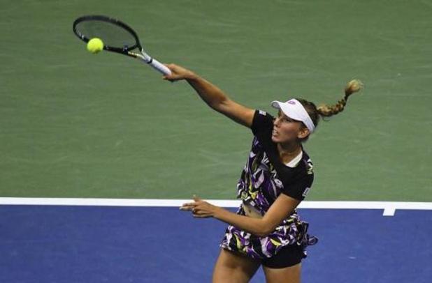 À Pékin, Elise Mertens s'incline à nouveau face à Bianca Andreescu, la gagnante de l'US Open