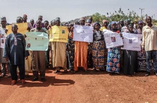 """Sept ans après, une centaine des """"filles de Chibok"""" toujours manquantes au Nigeria"""