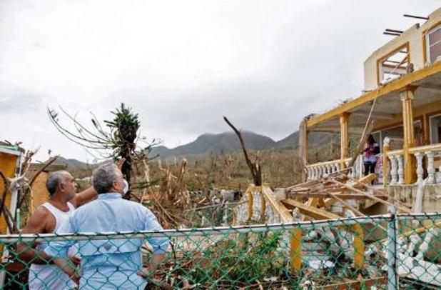 """""""Minstens vijf doden door storm Iota in Centraal-Amerika"""""""