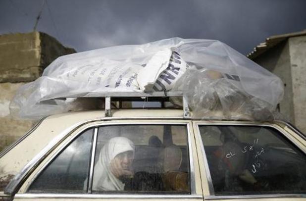 Amerikaanse regering hervat hulp aan Palestijnen (media)