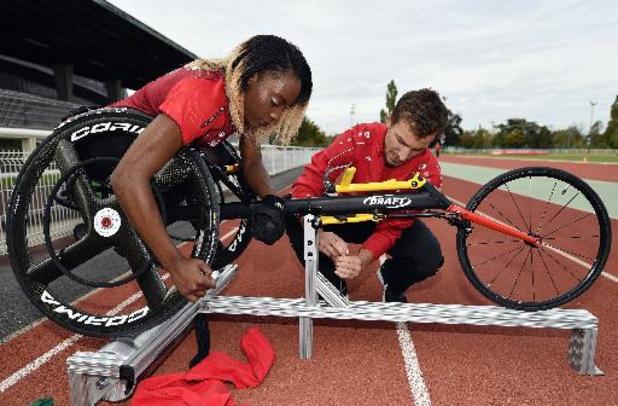 EK para-atletiek - Léa Bayekula schenkt België op 100m eerste medaille