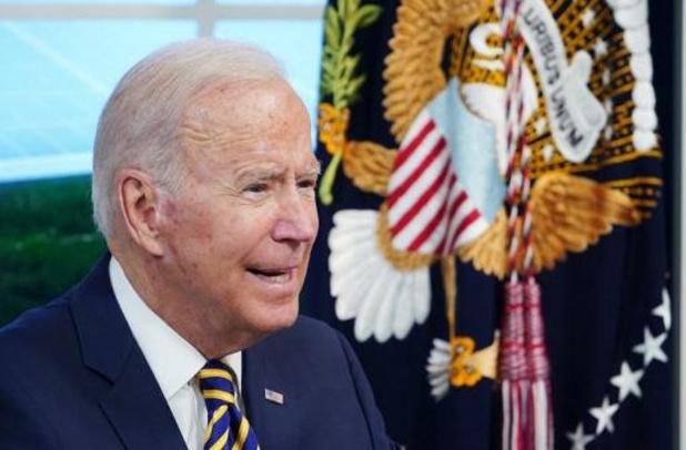 """Joe Biden exhorte le monde à afficher des """"ambitions"""" fortes pour la COP26"""