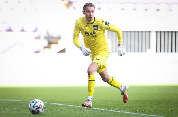 Anderlecht prête Timon Wellenreuther à Willem II, son ancien club
