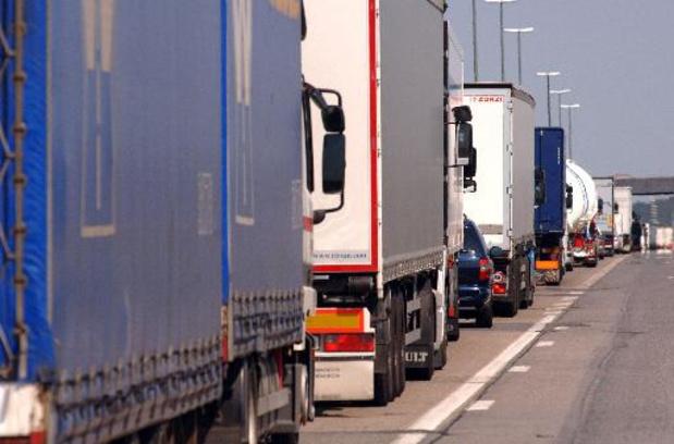 Sterpenich: la moitié des camions transportant des matières dangereuses en infraction