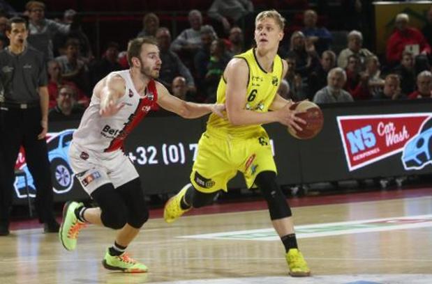 La Coupe de Belgique de basket devient l'EuroMillions Cup