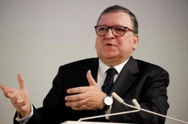 Jose Manuel Barroso nommé à la présidence d'une coalition clé contre le Covid-19