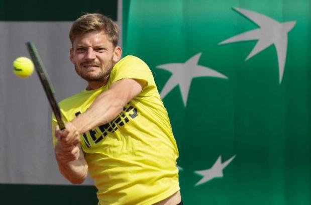 """Roland Garros - Goffin weet niet wat te verwachten na wisselvallige prestaties: """"Mijn ambitie? Geen idee"""""""