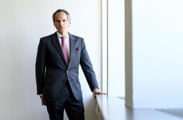 L'Argentin Grossi élu nouveau directeur général de l'AIEA
