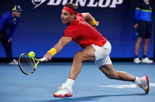 Novak Djokovic et Rafael Nadal présents tous les deux à la deuxième édition