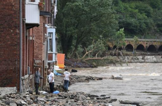 Intempéries - Près d'un habitant sur deux impacté par les inondations sur la commune de Trooz
