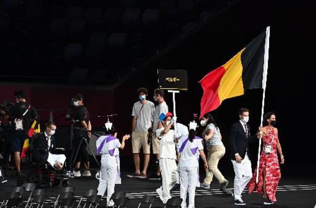 Les 16e Jeux Paralympiques déclarés officiellement ouverts à Tokyo par l'empereur Naruhito